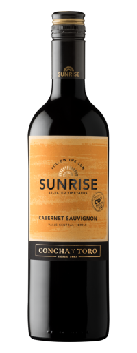 Concha Y Toro. Sunrise Cabernet Sauvignon, Central Valley  - 750ml