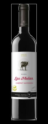 Miguel Torres, Las Mulas Organic Cabernet Sauvignon  - 750ml
