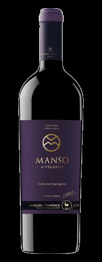 Miguel Torres, Manso de Velasco Cabernet Sauvignon Old Vines  - 750ml