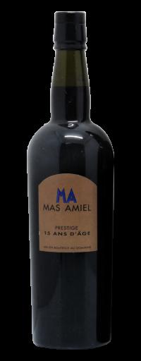 Mas Amiel, MA 10 Ans d'Age, Maury  - 750ml