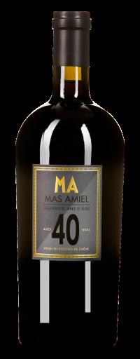 Mas Amiel, MA Millesime 1975, Maury  - 750ml