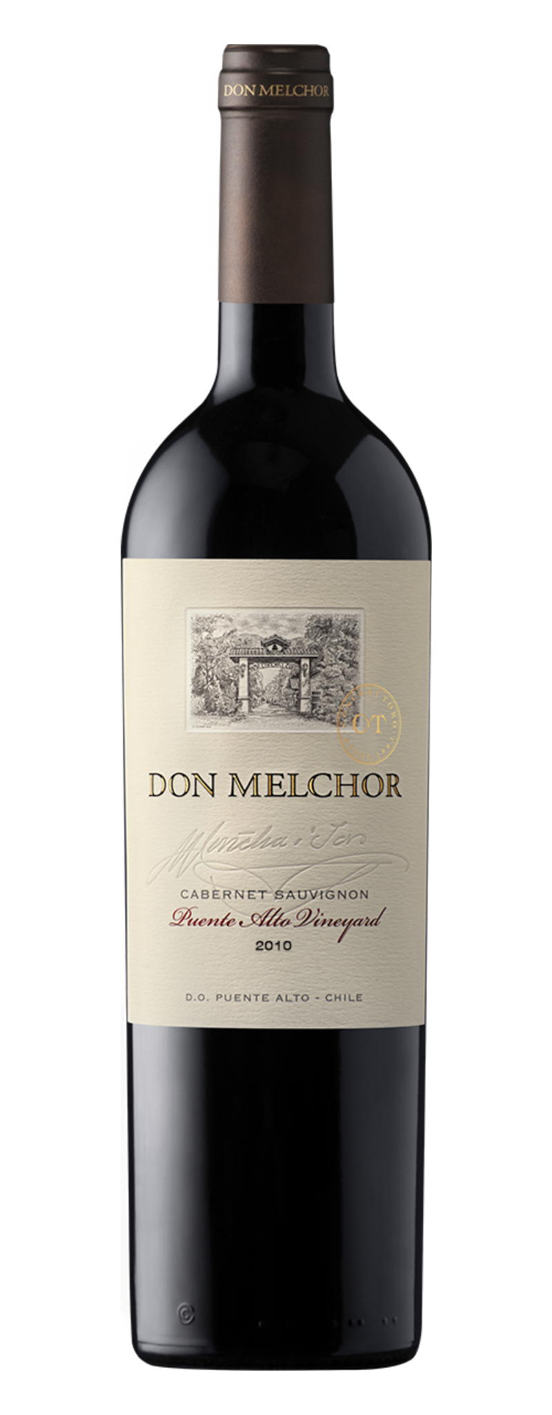 Don Melchor Cabernet Sauvignon 2010  - 750ml