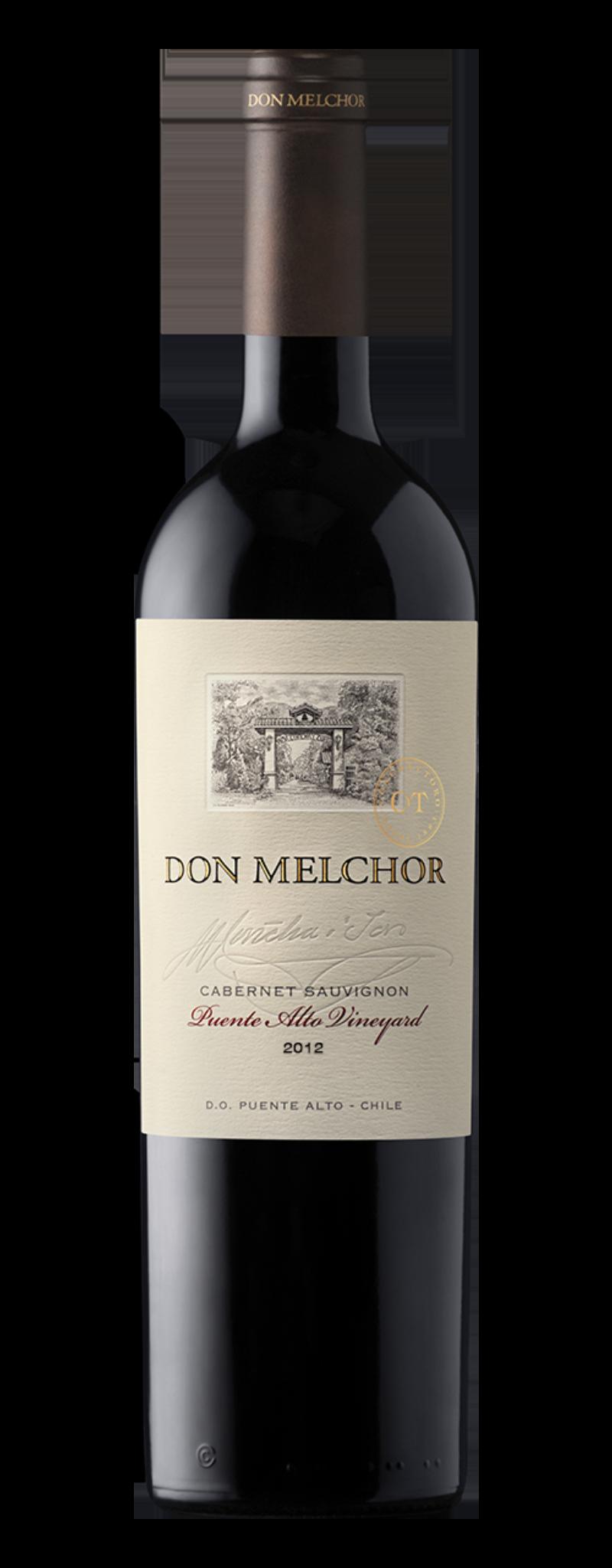 Don Melchor Cabernet Sauvignon 2012  - 750ml