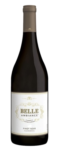 Belle Ambiance Pinot Noir, California  - 750ml
