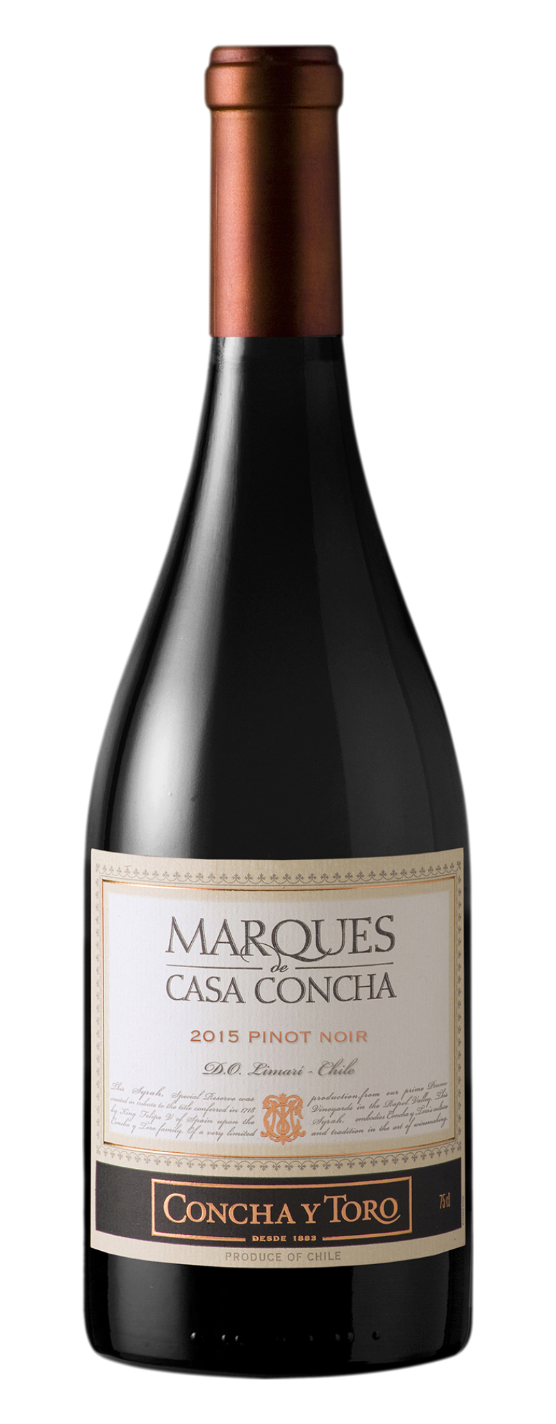 Concha Y Toro, Marques de Casa Concha Pinot Noir, Limari Valley  - 750ml
