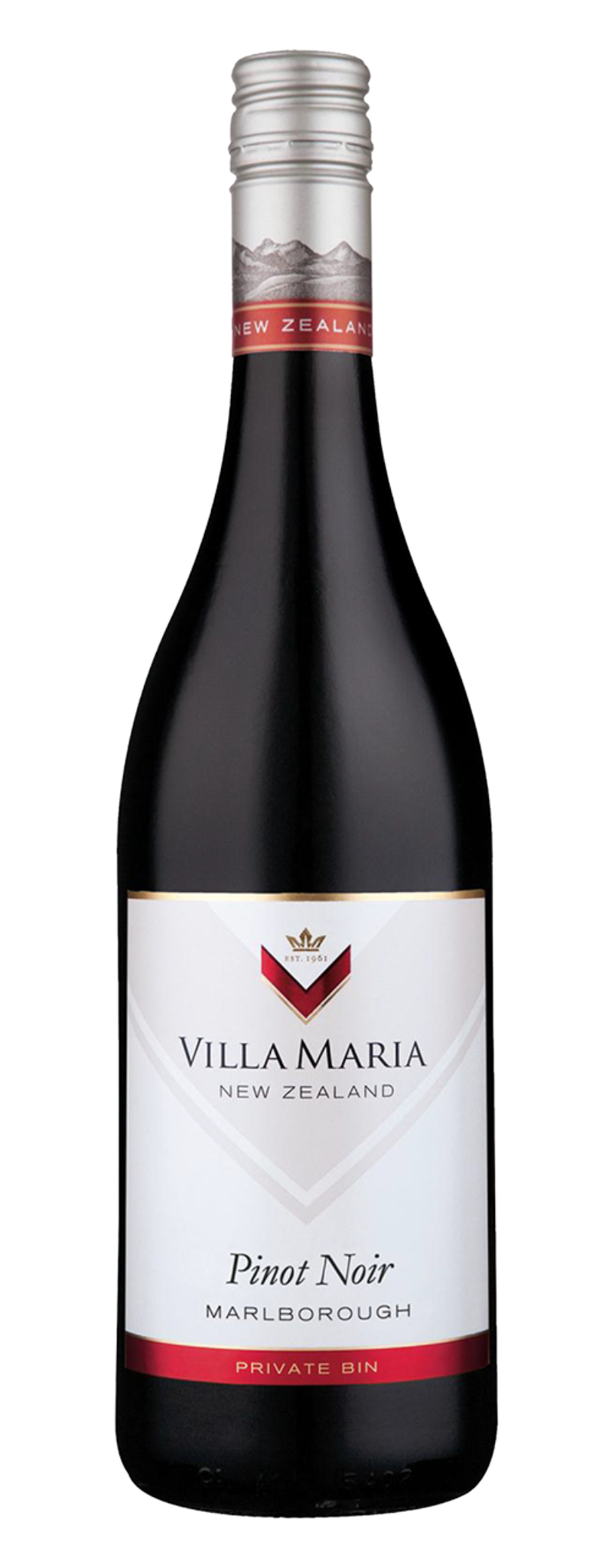 Villa Maria, Private Bin Pinot Noir, Marlborough  - 750ml