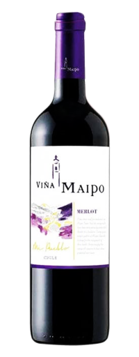 Vina Maipo, Mi Pueblo Merlot, Central Valley  - 750ml