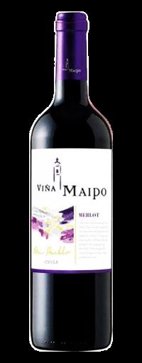 Vina Maipo, Mi Pueblo Merlot, Central Valley  - 750ml