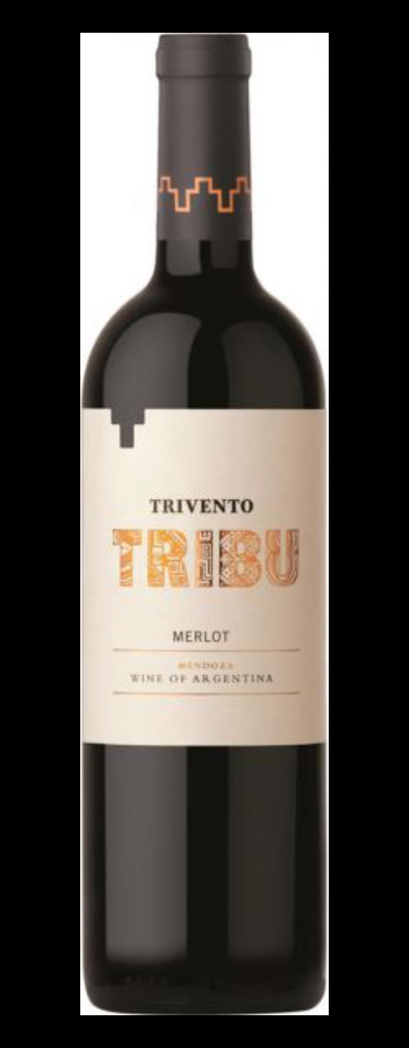 Trivento, Tribu Merlot, Mendoza  - 750ml