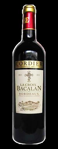 Cordier, La Croix Bacalan Merlot, Bordeaux  - 750ml