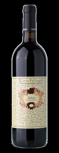 Livio Felluga, Refosco dal Peduncolo Rosso, Friuli Colli Orientali DOC  - 750ml