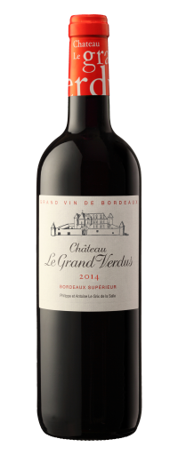 Chateau Le Grand Verdus, Bordeaux Superior  - 750ml