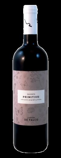 Cantine De Falco, Primitivo, Salento IGP  - 750ml