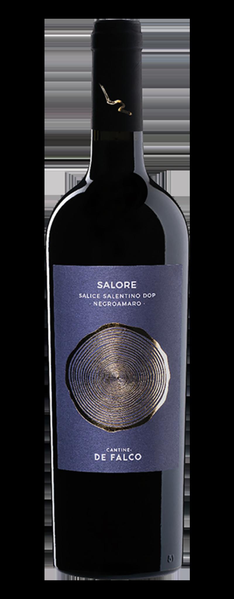 Cantine De Falco, Salore, Salice Salentino DOP  - 750ml