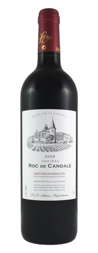 Chateau Roc de Candale, Saint Emillion Grand Cru  - 750ml