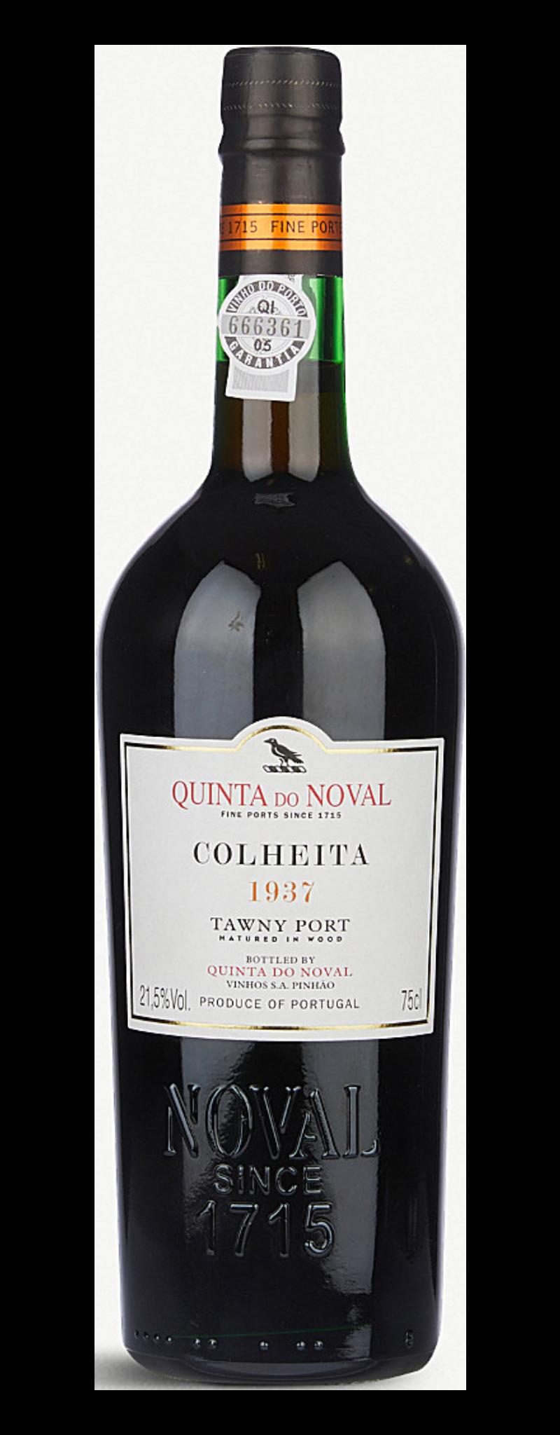 Quinta Do Noval, Colheita 1937, Tawny  - 750ml