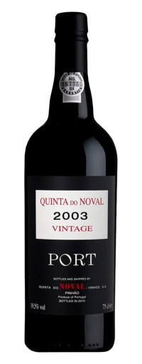 Quinta Do Noval, Vintage 2003, Single Quinta Vintage Port  - 750ml