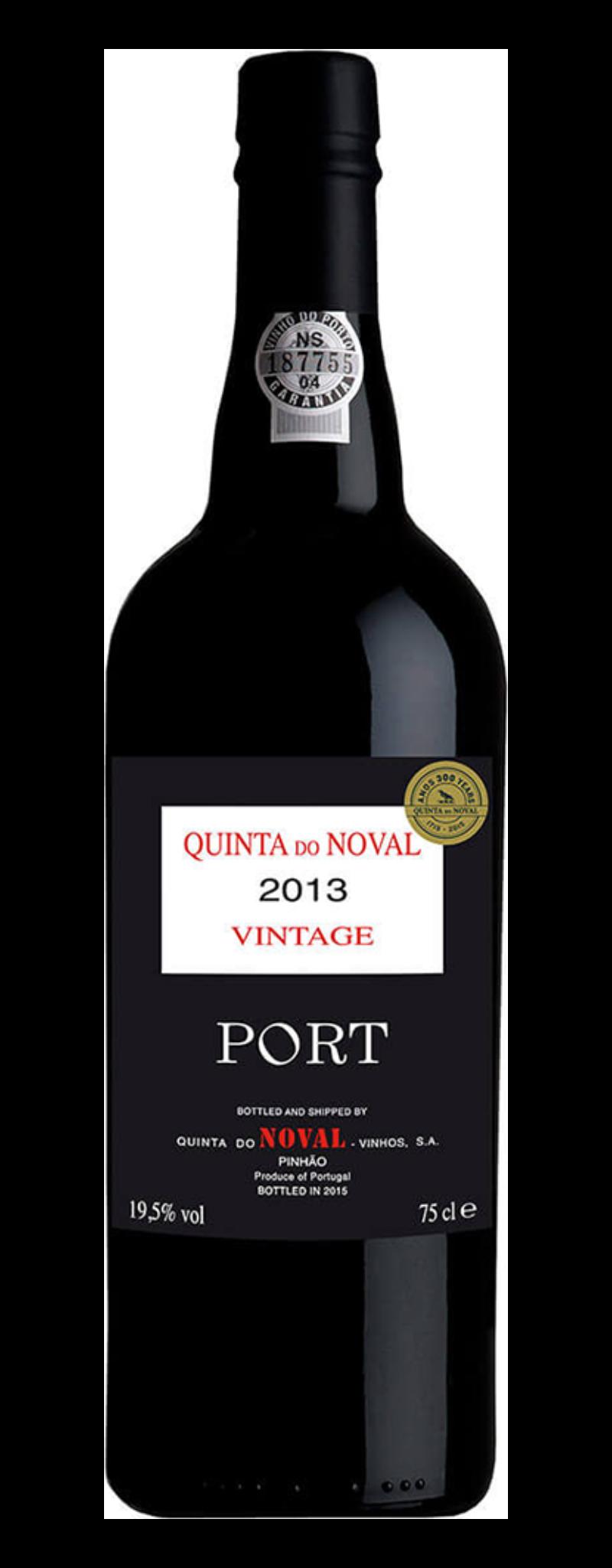 Quinta Do Noval, Vintage 2013, Single Quinta Vintage Port  - 750ml