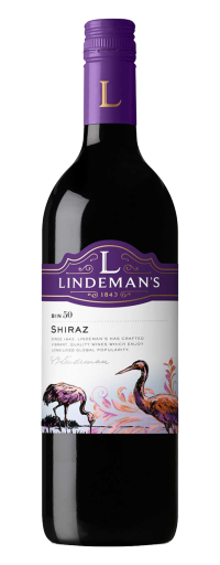 Lindeman's Bin 50 Shiraz, South Eastern  - 750ml