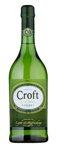 Croft Original Sherry Cream, 3 years, Jerez DO  - 750ml