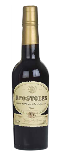 "Gonzalez Byass, ""Apostoles"" Medium Cream Very Old Palo Cortado, V.O.R 30 Years, Jerez  - 750ml"