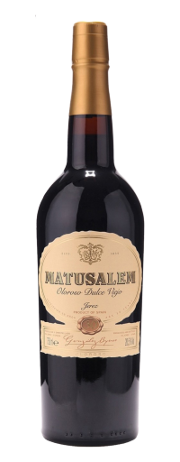 "Gonzalez Byass, ""Matusalem"" Cream Very Old Sweet Oloroso, V.O.R.S Years, Jerez DO  - 750ml"