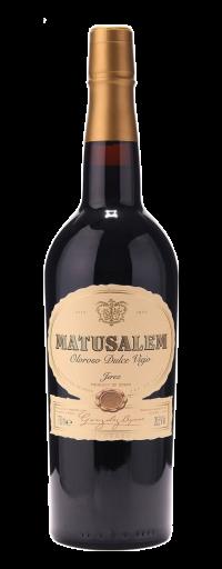 "Gonzalez Byass, ""Matusalem"" Cream Very Old Sweet Oloroso, V.O.R.S Years, Jerez DO  - 750ml"