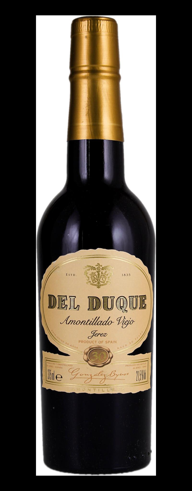 Gonzalez Byass, Del Duque, Dry Very Old Amontilado, V.O.R.S 30 Years, Jerez DO  - 750ml