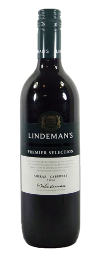 Linderman's Premier Selection Shiraz Cabernet  - 750ml