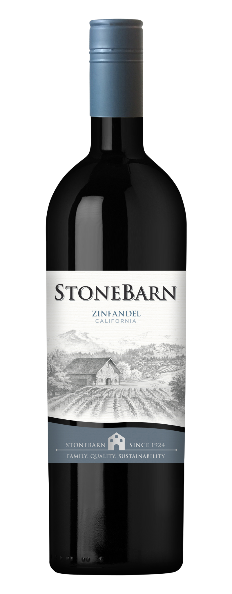 Stone Barn Zinfandel, California  - 750ml