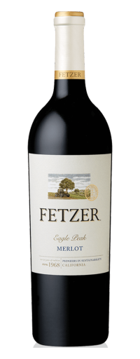 Fetzer Merlot, Eagle Peak, California  - 750ml