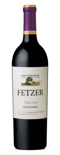 Fetzer Zinfandel, Valley Oaks  - 750ml