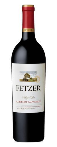 Fetzer Cabernet Sauvignon, Valley Oaks  - 750ml