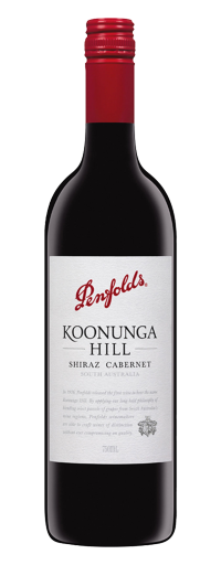 Penfolds, Koonunga Hill, Shiraz Cabernet Sauvignon, South Australlia  - 375ml