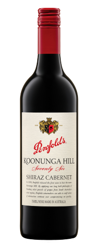 Penfolds, Koonunga Hill 76, Shiraz Cabernet , South Australlia  - 750ml
