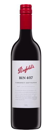 Penfolds, Bin 407, Cabernet Sauvignon, South Australlia  - 750ml