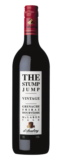 D'Arenberg, The Stump Jump Grenache Shiraz Mourvedre, McLaren Vale  - 750ml