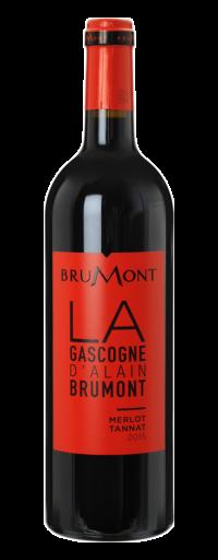 Brumon, Merlot-Tannat, Cotes de Gascogne  - 750ml