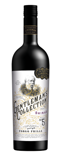 Dr Henny Linderman's, Gentleman's Collection, Shiraz, Batch N°5, South Eastern  - 750ml