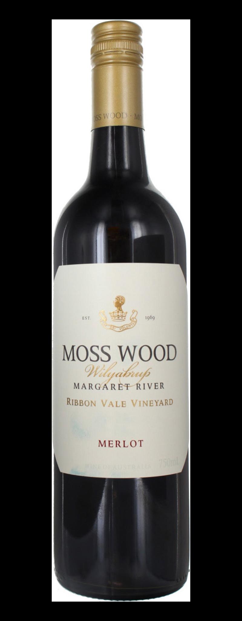 Moss Wood, Merlot, Ribbon Vale Vineyard, Margaret River  - 750ml