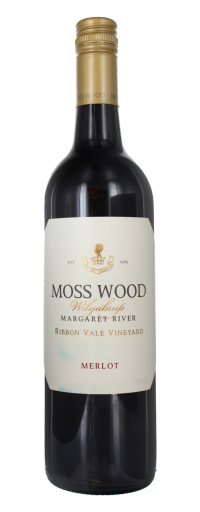 Moss Wood, Merlot, Ribbon Vale Vineyard, Margaret River  - 750ml