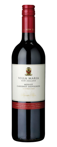 Villa Maria, Private Bin Cabernet Merlot, Hawkes Bay  - 750ml