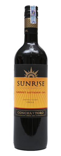 Concha Y Toro, Sunrise Cabernet Sauvignon, Central Valley  - 750ml
