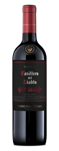 Concha Y Toro, Casillero Del Diablo Reserva Red Blend, Central Valley (Black Label)  - 750ml