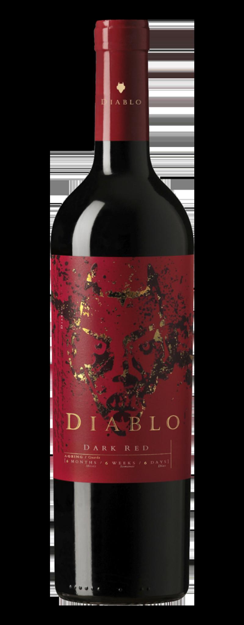 Concha Y Toro, Diablo Dark Red 666, Maule Valley  - 750ml