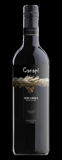 Canapi Nero D'Avola Sicilia  - 750ml
