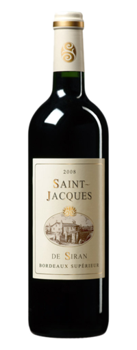 Saint Jacques de Siran, Margaux  - 750ml