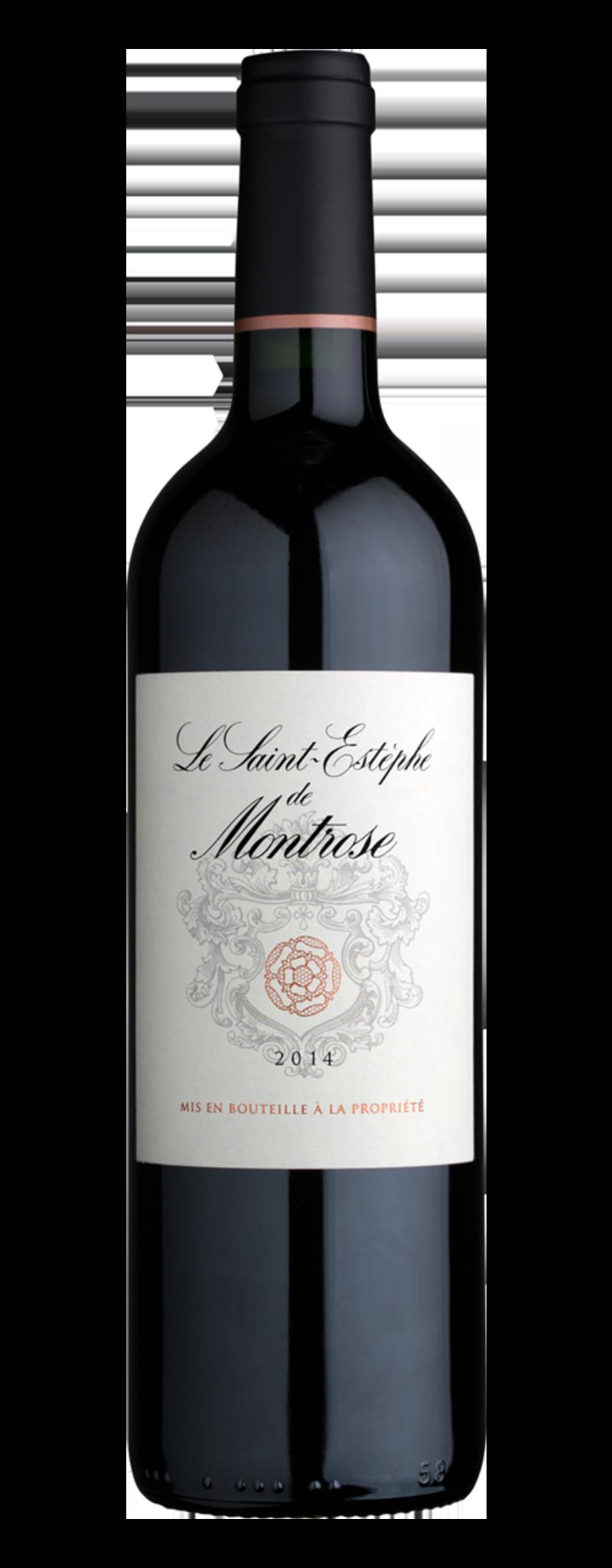 Saint Estephe de Montrose 2014  - 750ml