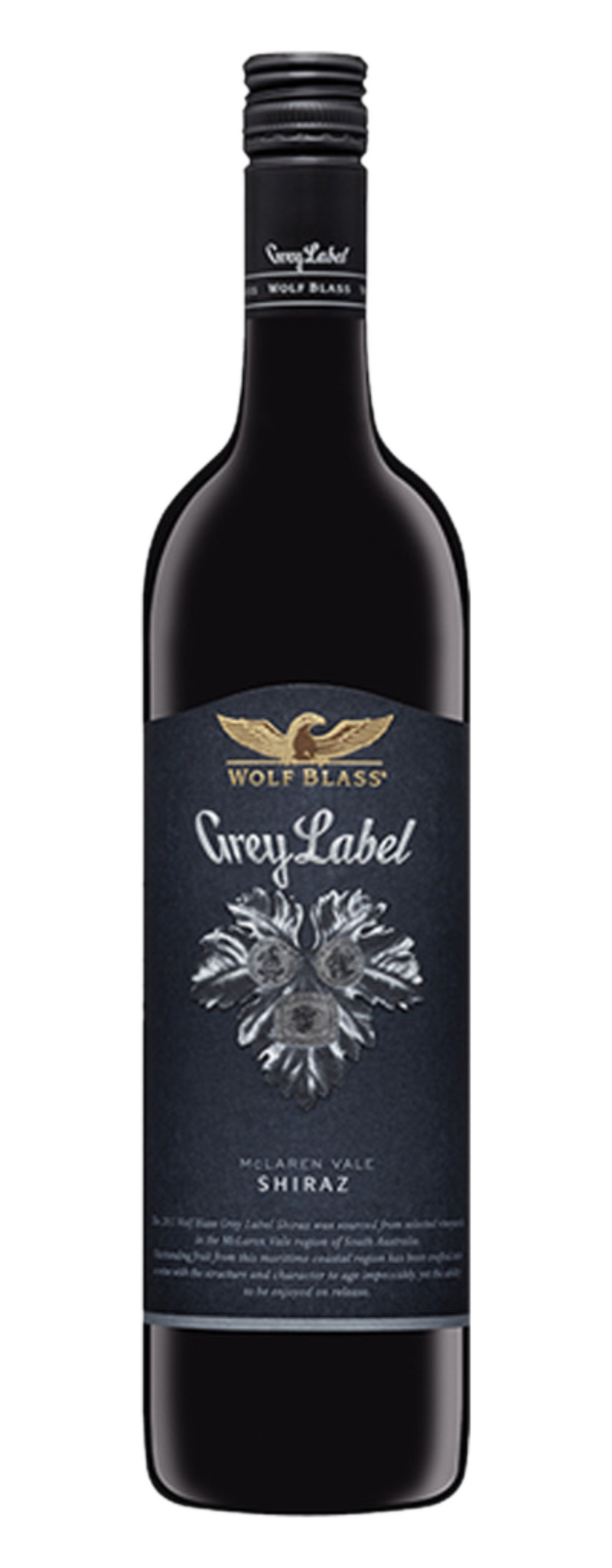 Wolf blass grey label  - 750ml
